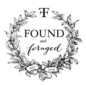 FoundForaged Buttons