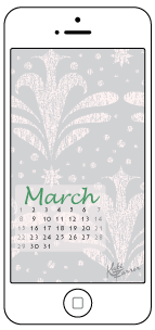 March Digital Backgrounds