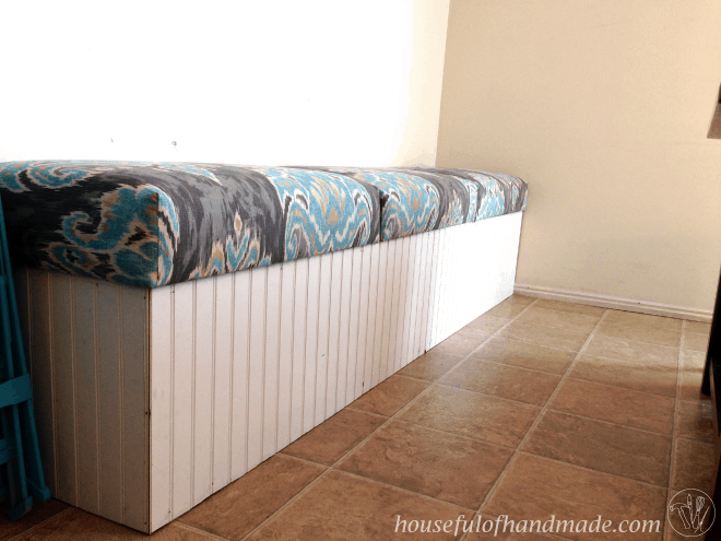 Dining Room Built In Bench With Storage Houseful Of Handmade