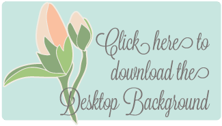 Free desktop & smartphone backgrounds for May | Houseful of Handmade