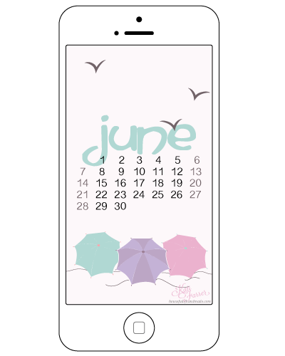 Free Backgrounds for your Desktop & Smartphone for June