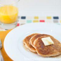 Healthy Everyday Pancakes