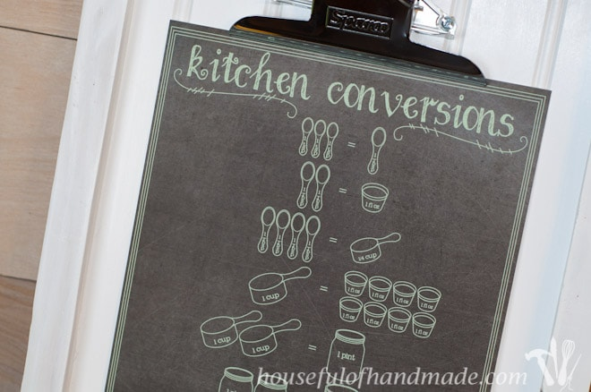 Kitchen Conversion Chart Ibovnathandedecker