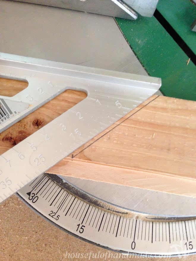 ratter square shown on rustic wood for picture frames
