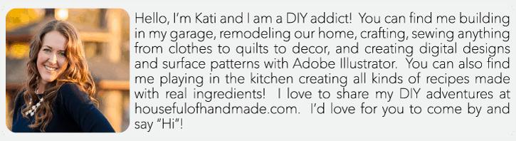 Kati from HousefulofHandmade.com