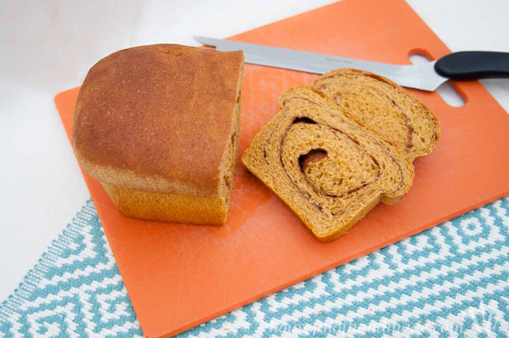 Soft Amp Fluffy Whole Wheat Pumpkin Bread A Houseful Of