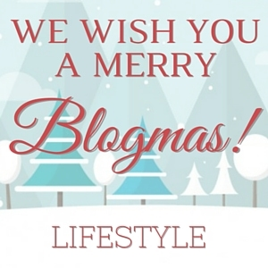 Come celebrate Christmas with Blogmas! A 4 week link party for everything Holidays. Week 4 is all about lifestyle: Holiday beauty & fashion, roundups, tips & tricks. #MerryBlogmas | Housefulofhandmade.com