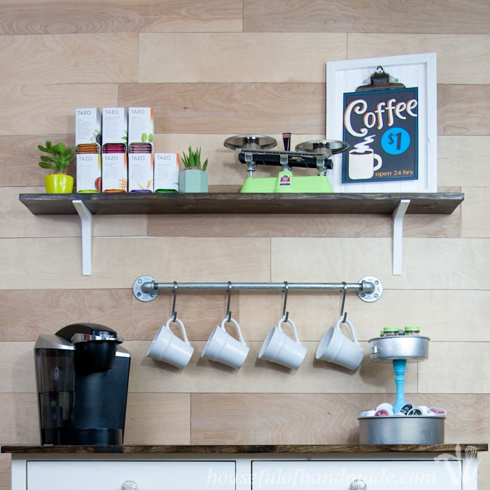 Coffee Station Reveal