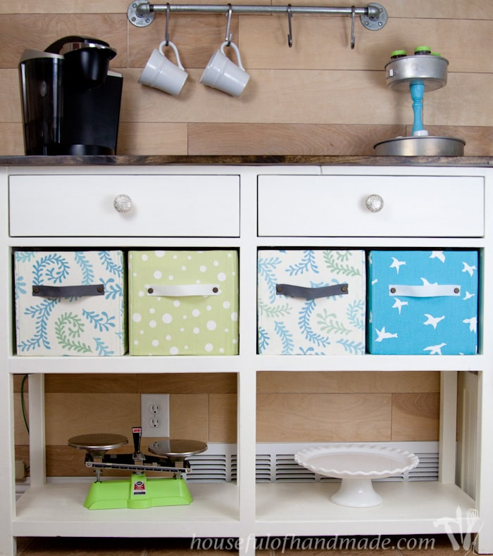 Easy diy fabric storage boxes houseful of handmade create the perfect storage for any space with these easy diy fabric storage boxes customize solutioingenieria Images