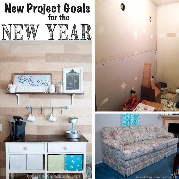 New Project Resolutions for the New Year