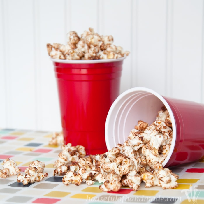 Chocolate Kettle Corn