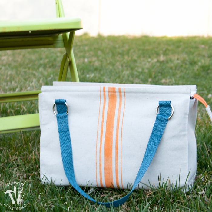 Free Printable Purse Pattern & Tutorial