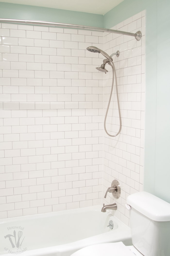 Master Bathroom Remodel: Installing New Tub & Shower Fixtures - a ...