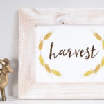 I am so excited to print all of these! Celebrate the beginning of fall in your farmhouse with these free printable fall farm signs. Simple rustic signs for all the best of the cooler weather. | Hosuefulofhandmade.com