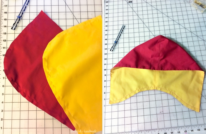 Harry Potter Quidditch Robes Halloween Costume - Houseful of Handmade