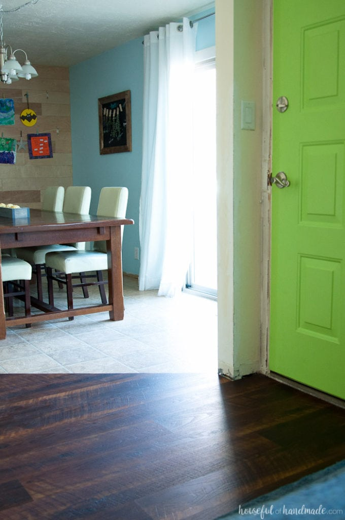 remodel update  how to install laminate flooring