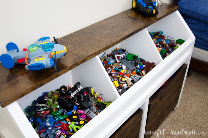 I Love This Grown Up Take On A Toy Box Create Console Table
