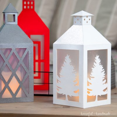 DIY Paper Lanterns Decor