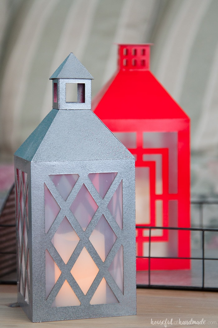 DIY Paper Lanterns Decor Page 2