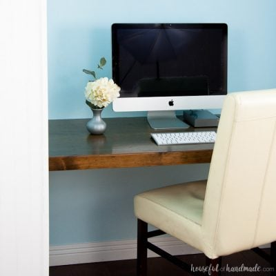 Office & Craft Room Makeover {Week 2}