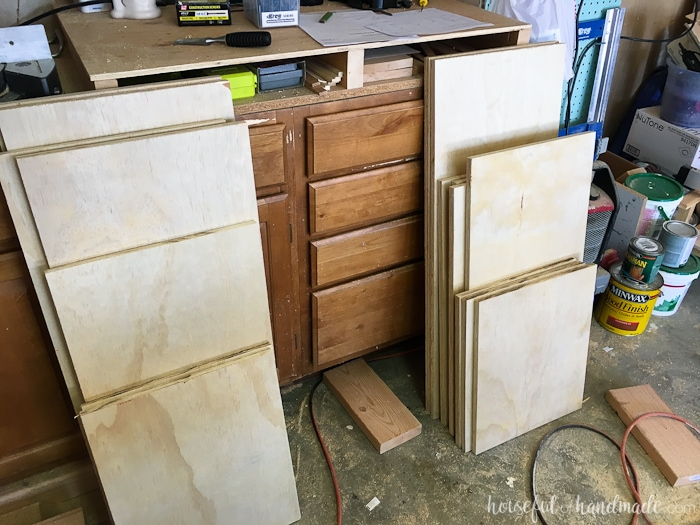 Diy Plywood Closet Organizer Build Plans Page 2 Of 2 Houseful Of