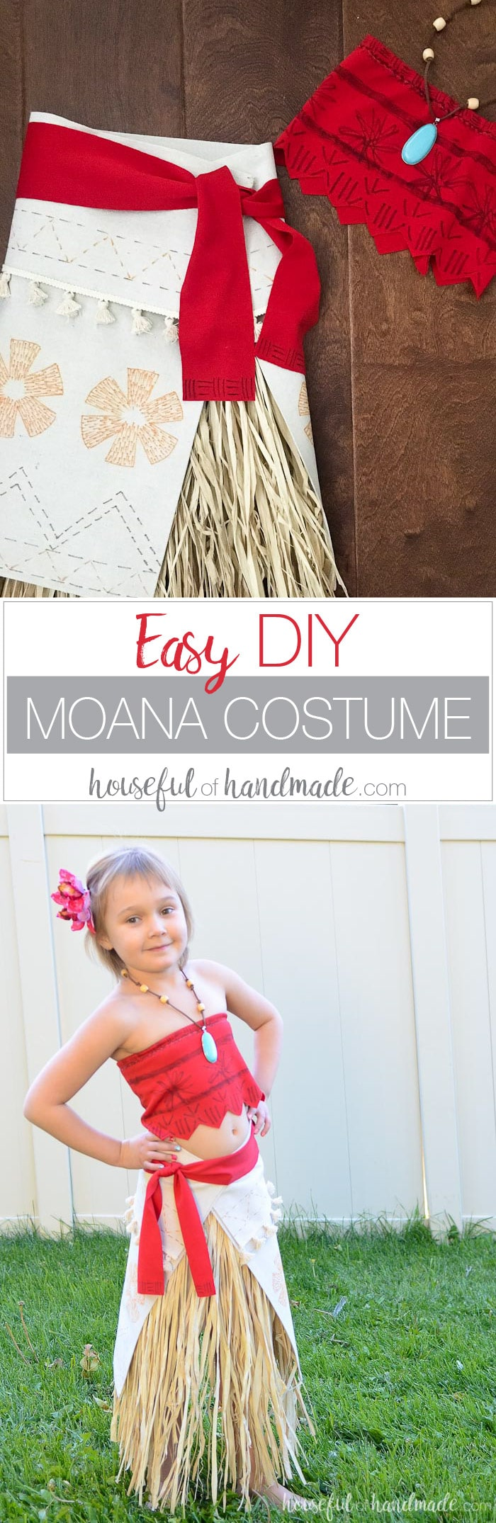 Easy diy moana costume houseful of handmade create the perfect princess halloween costume with this easy diy moana costume this easy to solutioingenieria Gallery