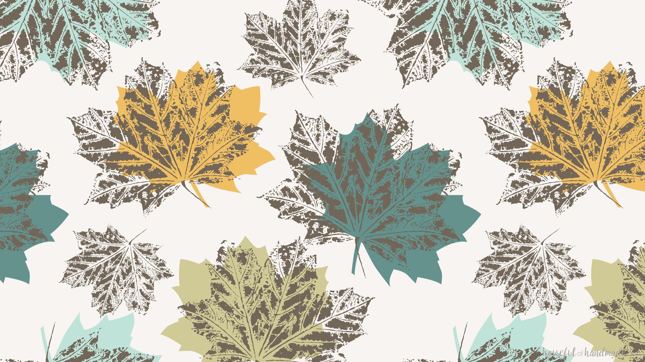 Free Digital Backgrounds For October Houseful Of Handmade