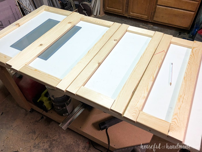 How To Build Cabinet Doors Cheap Houseful Of Handmade