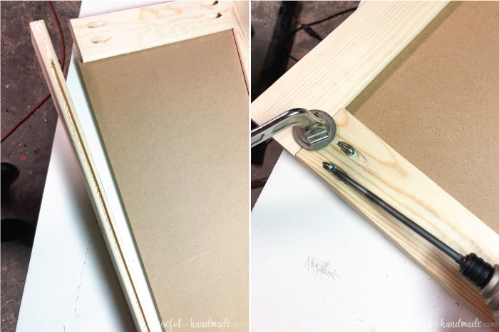 Excellent How To Build Cabinet Doors Cheap Houseful Of Handmade Beutiful Home Inspiration Truamahrainfo