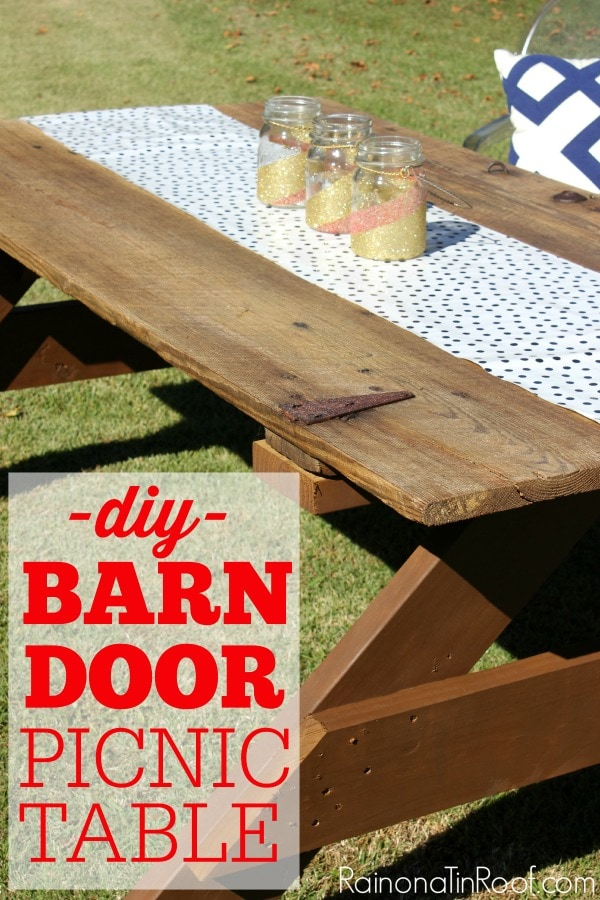 28 Diy Outdoor Furniture Projects To Get Ready For Spring