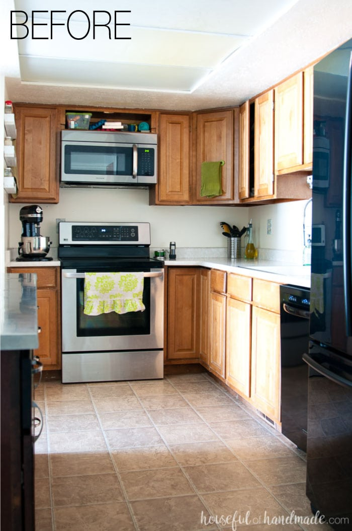 Remodeling Your Kitchen Doesnu0027t Have To Break The Bank. See Our Plans For A  Budget Farmhouse Kitchen Renovation. We Will Be Completing The Kitchen In  Just 6 ...