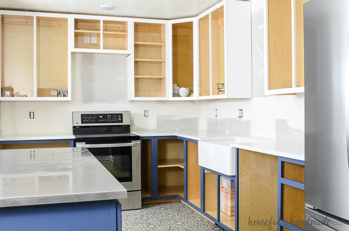 Learn How To Paint Unfinished Cabinets Get The Kitchen Of Your Dreams Whether You Save