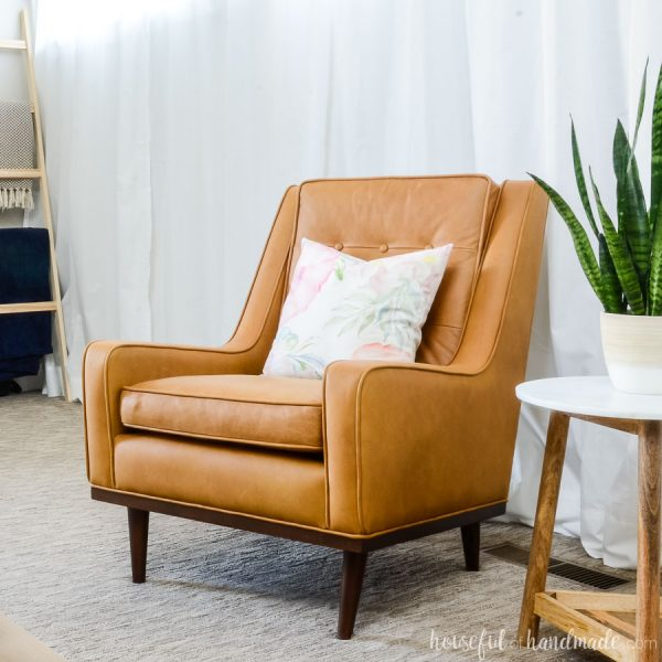 Living Room Refresh with Article