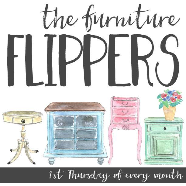 the furniture flippers blog challenge photo
