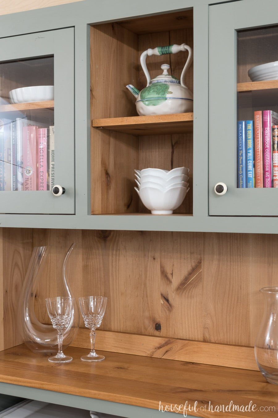 Dining Room Hutch Build Plans - Houseful of Handmade