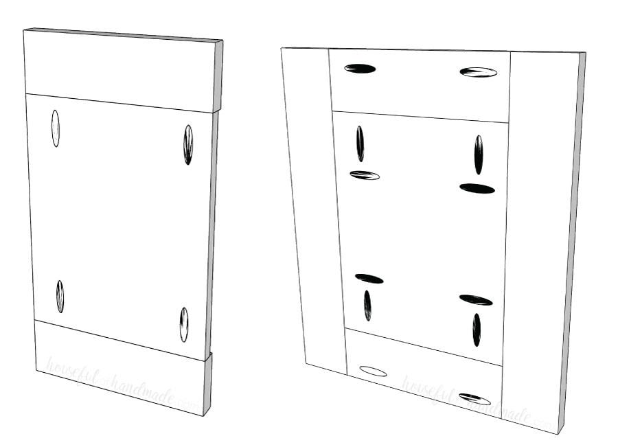Kitchen Cabinet Rails And Stiles | Cabinets Matttroy