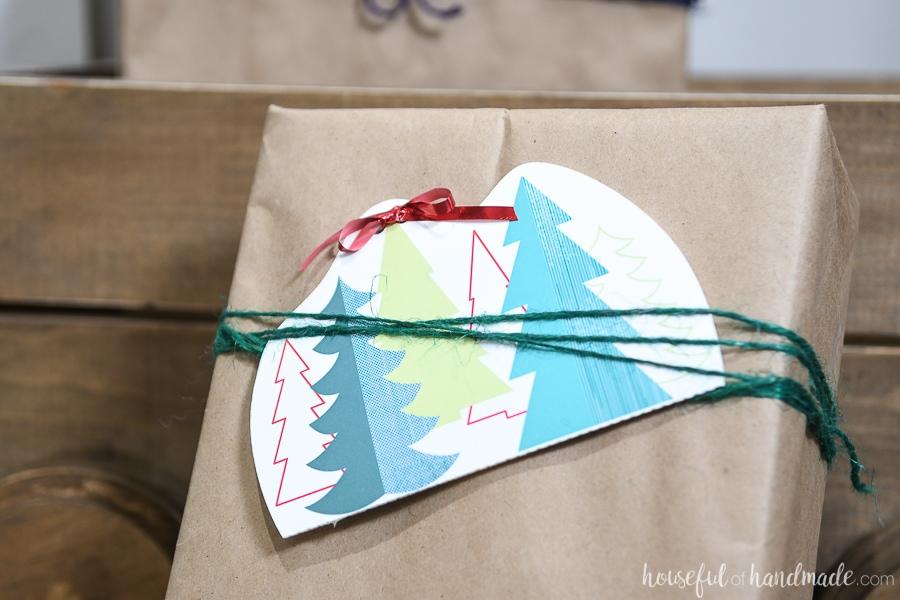 Printable Christmas Gift Card Holder Houseful Of Handmade