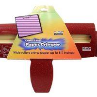Straight Corru-gator Paper Crimper