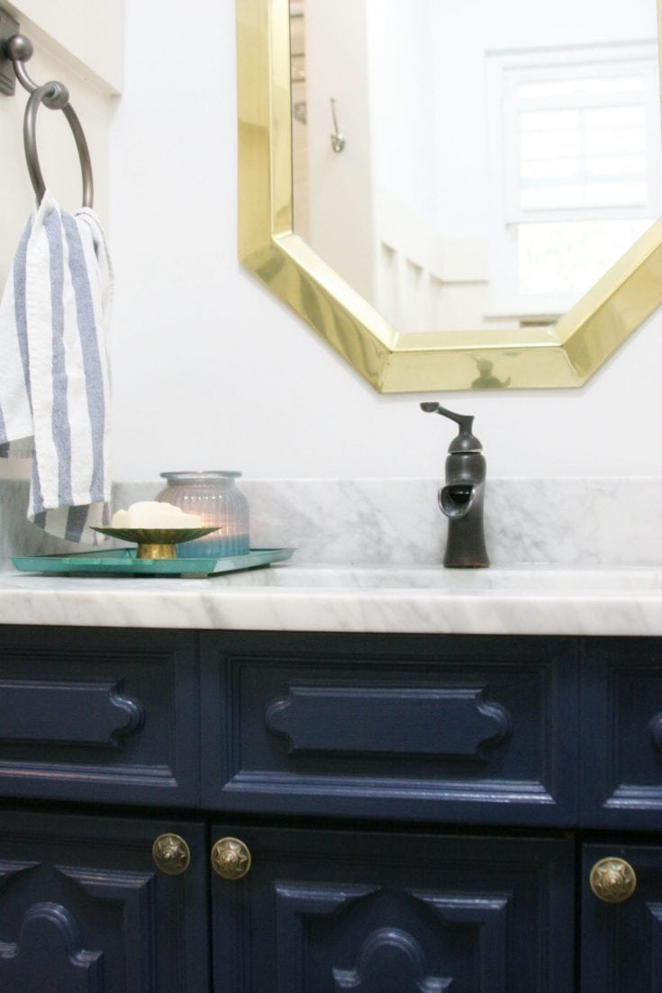 How to Make a Vanity Taller and Deeper