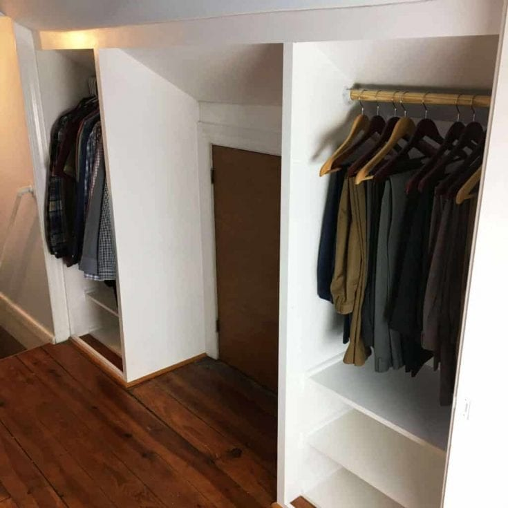 A How To Guide To DIY Built In Closets
