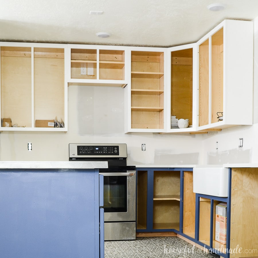 How To Build Cabinets Houseful Of Handmade