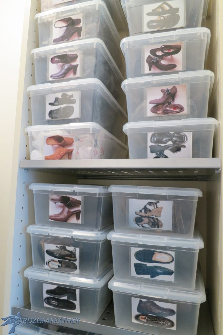Sole Searching – A Shoe Storage Solution