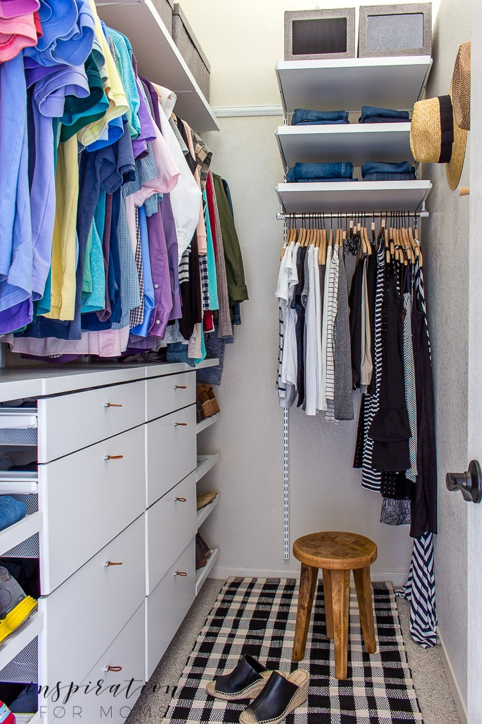 Best Small Closet Organization Tips