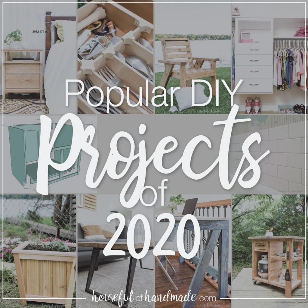 Популярные DIY-проекты 2020 года